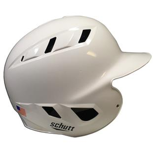 Schutt AiR-8 Fitted Baseball Bat Helmet-NOCSAE CO