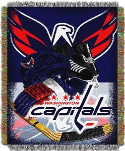 Northwest NHL Washington Capitals Tapestry Throws