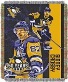 Northwest NHL Penguins Sidney Crosby Throws