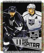 Northwest NHL Kings Anze Kopitar Throws