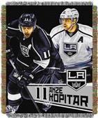 Northwest NHL Kings Anze Kopitar Throws