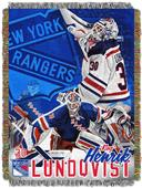Northwest NHL Rangers Henrik LundqvistThrows