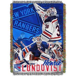 Northwest NHL Rangers Henrik LundqvistThrows