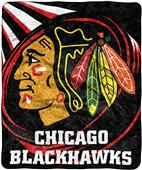 Northwest NHL Chicago Blackhawks Sherpa Throws