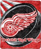 Northwest NHL Detoit Red Wings Sherpa Throws