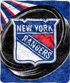 Northwest NHL New York Rangers Sherpa Throws