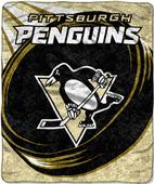 Northwest NHL Pittsburgh Penguins Sherpa Throws