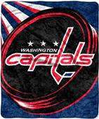 Northwest NHL Washington Capitals Sherpa Throws