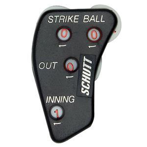 Schutt 4-Function Baseball Umpire Indicators