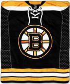 Northwest NHL Boston Bruins Raschel Throws