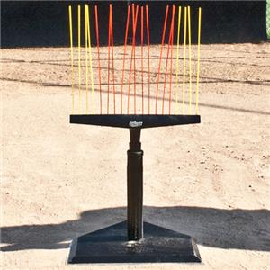 Schutt No Zone Batting Tee and Topper Training Aid