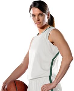 Alleson Womens/Girls Reversible Basketball Jersey