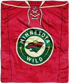 Northwest NHL Minnesota Wild Raschel Throws