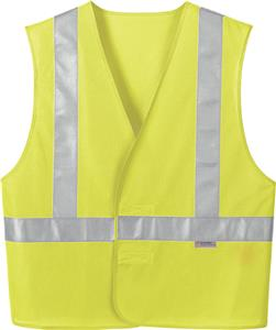 North End Vertical Stripe Safety Vest