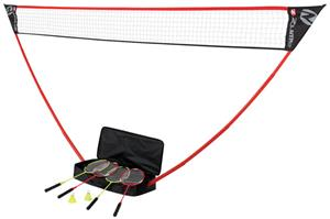 Zume Portable Instant Badminton Set