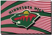 "Northwest NHL Minnesota Wild 20""x30"" Rugs"