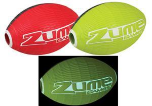 Zume Tozz Glow Footballs