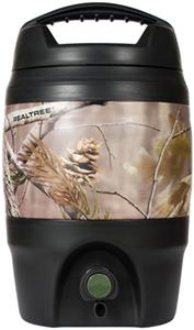 Realtree Open Field 1 Gallon Camo Tailgate Jug