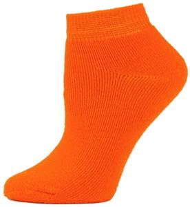 Red Lion Fluorescent Terry Footie Socks CO