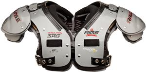 Rawlings SRG AIMS AM1 Football Shoulder Pads