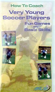 Coaching Young Players(DVD) soccer training videos