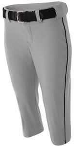 A4 Softball Pants with Cording