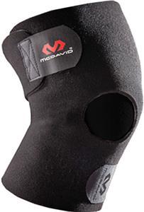 McDavid Adjustable Level 1 Open Patella Knee Wrap