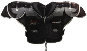 Rawlings SRG COMBAT CP36L Football Shoulder Pads