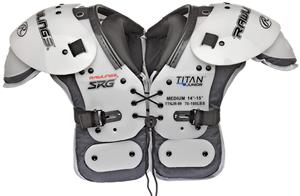 Rawlings SRG TITAN Youth Football Shoulder Pads