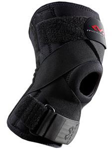 McDavid Level 2 Knee Support w/Stays & Cross Strap