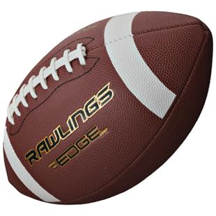 Rawlings EDGE Composite Leather Football NFHS/NCAA