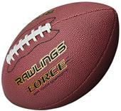 Rawlings Force Composite Leather Footballs