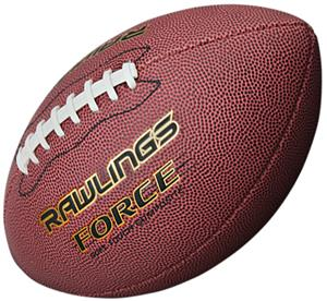 Rawlings Force Composite Leather Footballs - Football ... Rawlings Soccer Balls