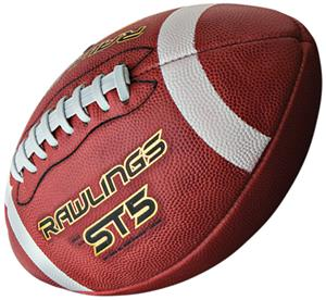 Rawlings ST5P Soft Touch Leather Practice Football