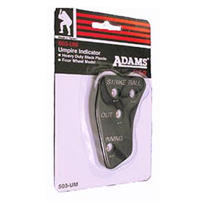 Adams 503-UM Plastic Baseball Umpire Indicators