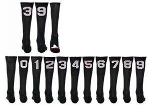 "Red Lion ""OTC Numbers"" Knee-Hi Socks"