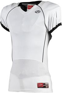 Adult Piped Compression Football Game Jersey