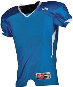 Rawlings Style 'D' Football Game Jersey W/Inserts