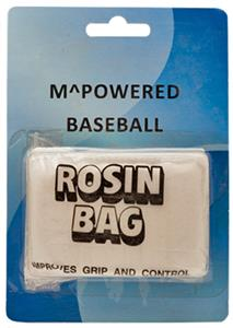 M Powered Baseball Rosin Bag