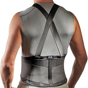 McDavid Level 2 Back Support With Suspenders