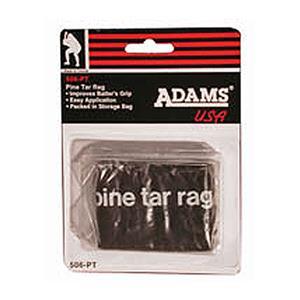 Adams 506-PT Baseball Pine Tar Rags