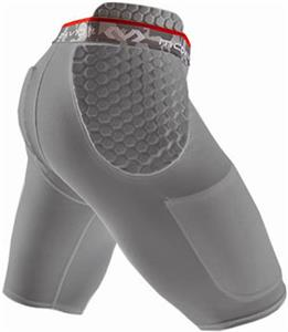 McDavid Youth Hex 2-Pad Girdle W/High Hip Pads