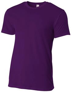 A4 Adult Fitted Cotton T-Shirts - Closeout