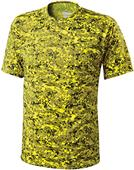 Holloway Erupt Dry-Excel Crew Neck Camo Shirts CO