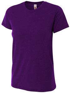A4 Women's Tri Blend Fashion Fit T-Shirts CO