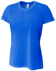A4 Women's Spun Poly T-Shirts
