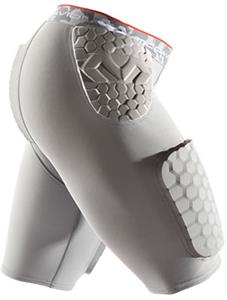 McDavid Hex Dual Density Thudd Football Short