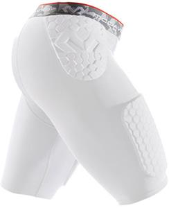 McDavid Youth Football Hex Thudd Short