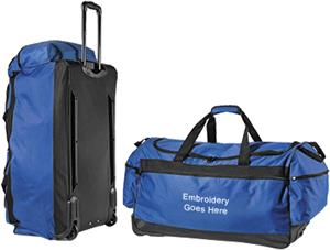 """A4 32"""" 2-Wheel Extended Travel Bag"""