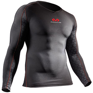 McDavid Mens Compression Recovery Shirt